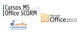 Cursos de MS Office para LMS SCORM